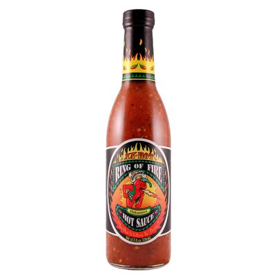 Image of the hot sauce