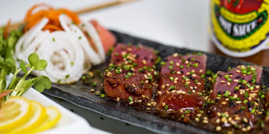 Ring Of Fire Sushi Dipping Sauce